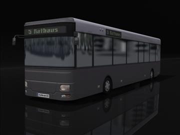 bus samhail 3d 3ds max obj 112103