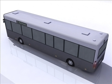 bus samhail 3d 3ds max obj 112104