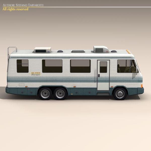 atpūtas transportlīdzeklis 3d modelis 3ds max dxf fbx c4d dae ma mb obj 124277