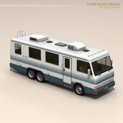Recreational vehicle ( 67.82KB jpg by tartino )