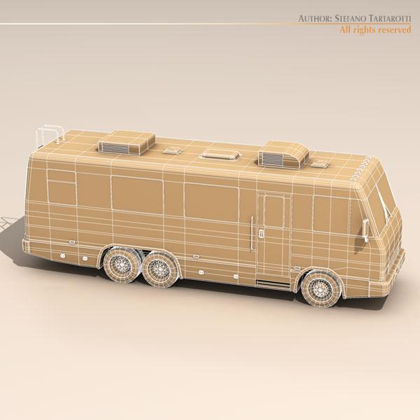 Recreational Vehicle: Recreational Vehicle 3D Model