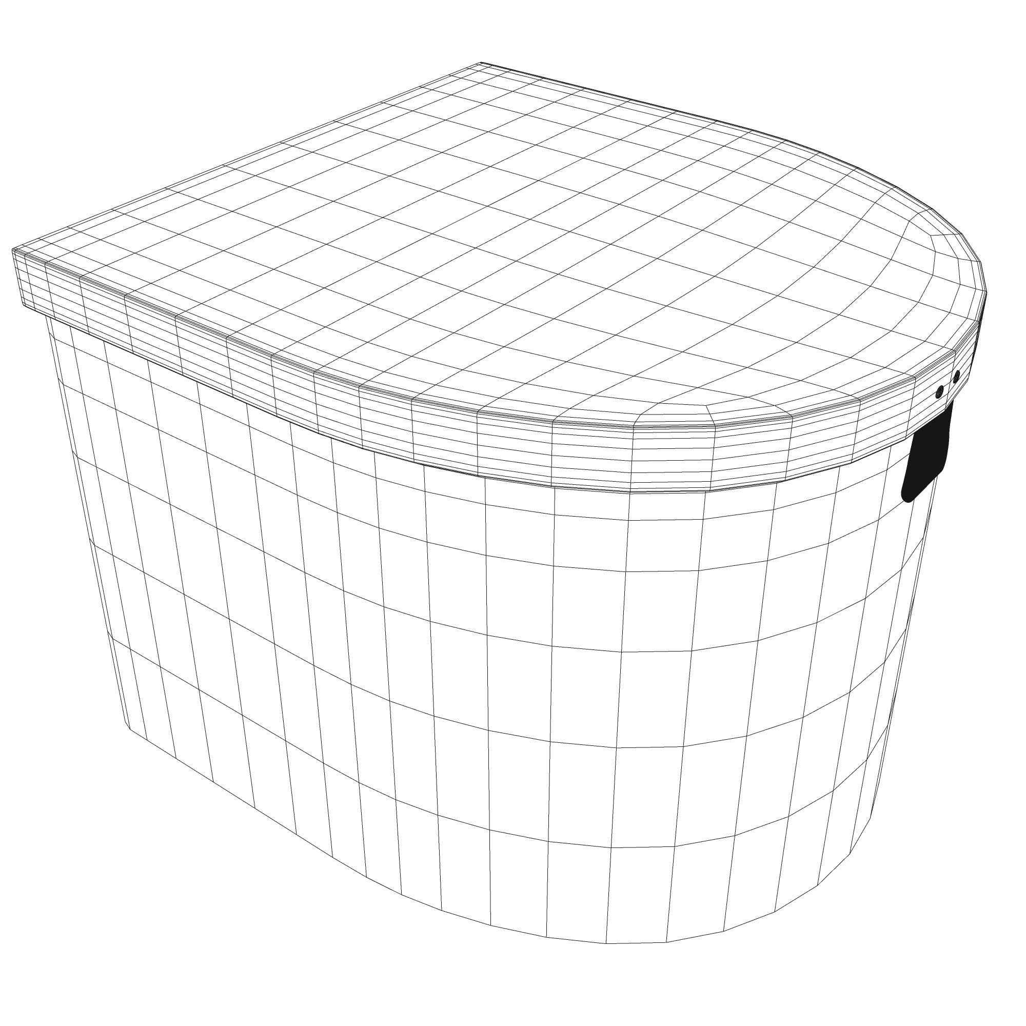 box two 3d model 3ds max fbx ma mb obj 157360