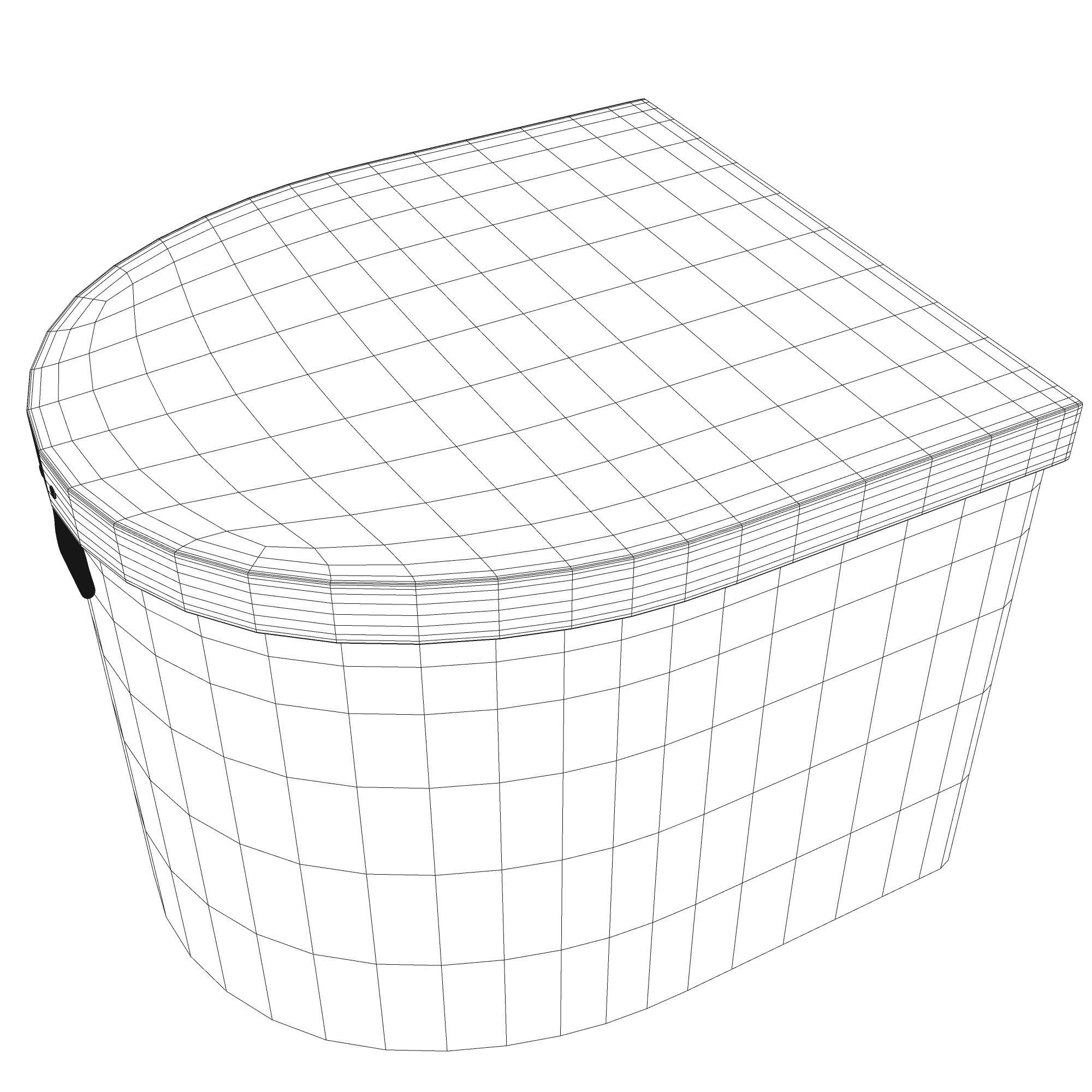 box two 3d model 3ds max fbx ma mb obj 157364