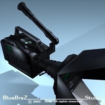 kamera 3d modelis 3ds dxf c4d obj 89365