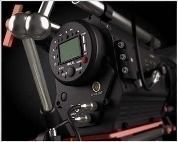 red camera 3d model 3ds max obj 99736