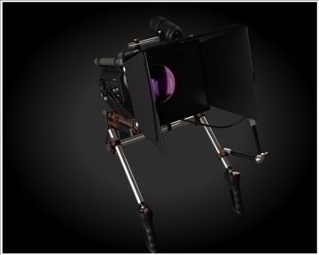 red camera 3d model 3ds max obj 99738