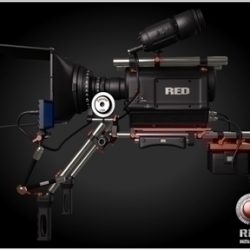 Red Camera ( 49.4KB jpg by Saffan )