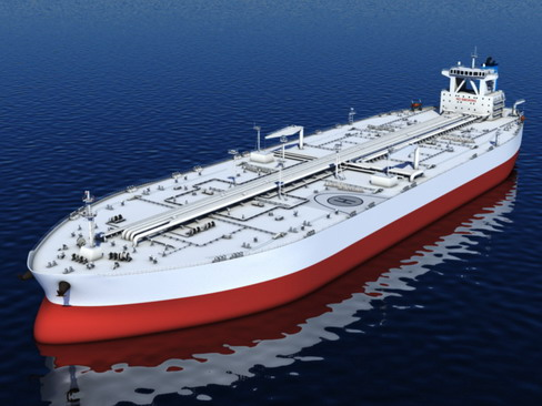 oil tanker 3d model 3ds max c4d lwo ma mb obj 118282