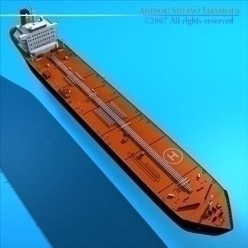 tankership 3d model 3ds dxf c4d obj 85311