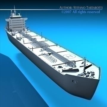 tankership 3d model 3ds dxf c4d obj 85312