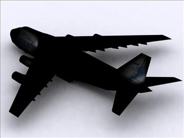 antonov an 124 100 ruslan (volga dnepr) 3d model max 105725