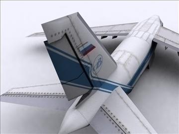 antonov an 124 100 ruslan (volga dnepr) 3d model max 105726