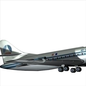 caravelle 3ds 3d model 3ds 96135