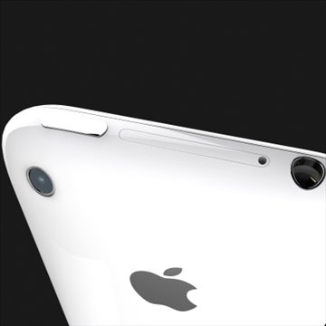 apple iphone 1st gen 3d model 3ds max fbx c4d ma mb obj 104598