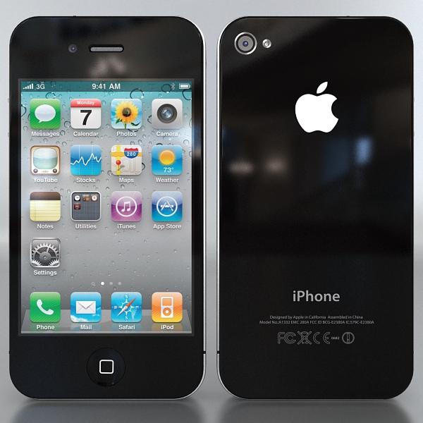 Apple iPhone 4G ( 227.92KB jpg by artem_shvetsov )