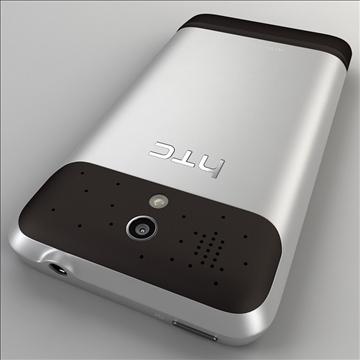 htc legend 3d model 3ds max fbx c4d ma mb texture obj 111661