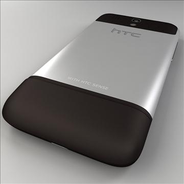 htc legend 3d model 3ds max fbx c4d ma mb texture obj 111662