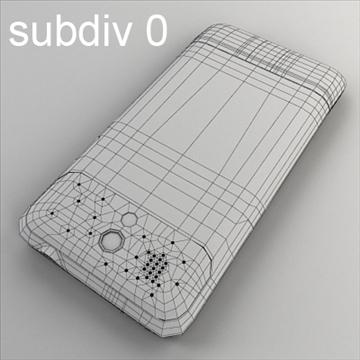 htc legend 3d model 3ds max fbx c4d ma mb texture obj 111665