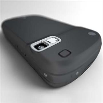 htc p4350 herald communicator 3d model 3ds max fbx obj 108853