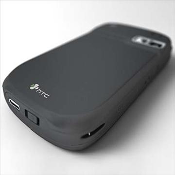htc p4350 herald communicator 3d model 3ds max fbx obj 108854