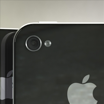 iphone4 3d model 3ds dxf fbx c4d x  obj 106530