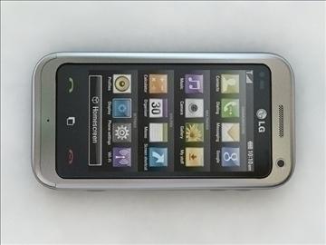 lg arena 3d model 3ds max 111914