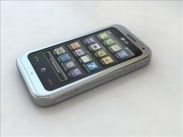 LG Arena 3d model 3ds max 111910