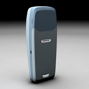 nokia 3120 3d model 3ds max obj 81681