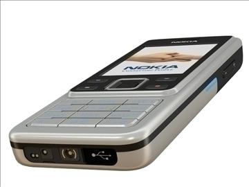 nokia 6300 3d model lwo 81204