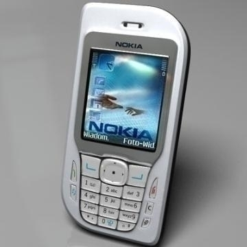 nokia 6670 3d model 3ds lwo 77920