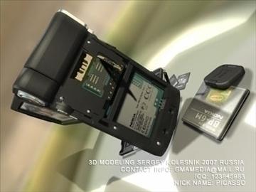 nokia n93 3d model max 80751