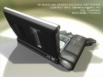 nokia n93 3d model max 80755