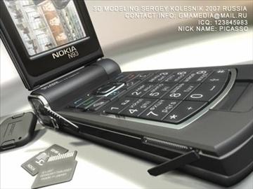 nokia n93 3d model max 80756