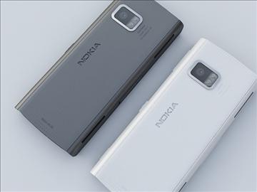 nokia x6 3d model 3ds max 111781