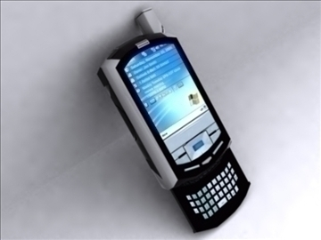 Samsung mobitel 3d model max 84144
