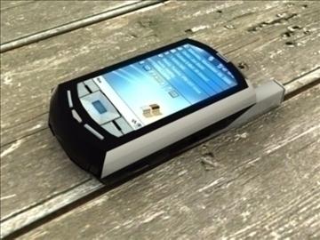 Samsung Cell Phone ( 88.4KB jpg by RP3D )