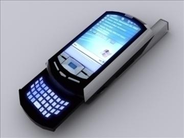 Samsung Cell Phone ( 49.75KB jpg by RP3D )