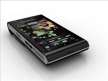sony ericsson idou 3d model max 105889