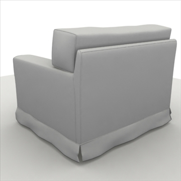 amerikāņu krēsls 3d modelis max 80184