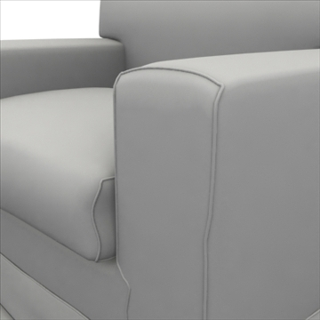 amerikāņu krēsls 3d modelis max 80185