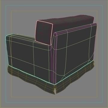 amerikāņu krēsls 3d modelis max 80188