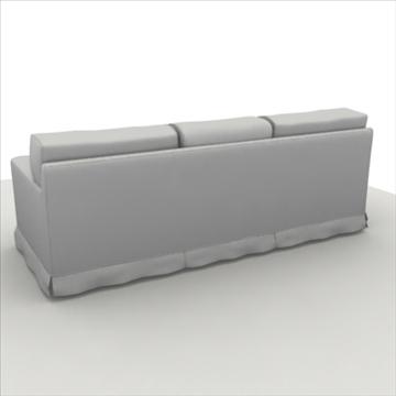 america_sofa_three_pillow 3d modell max 80198