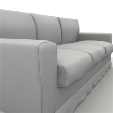 america_sofa_three_pillow 3d model max 80200