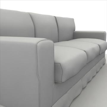 america_sofa_three_pillow 3d modell max 80200