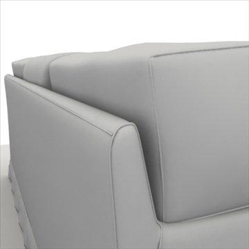 america_sofa_three_pillow 3d model max 80201