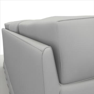 america_sofa_three_pillow 3d modell max 80201