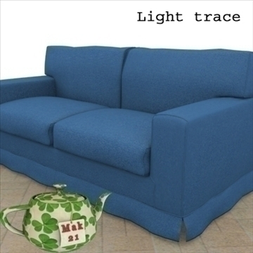 america_sofa_two_pillow_color 3d model max 80221