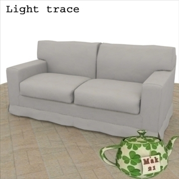 america_sofa_two_pillow_color 3d model max 80224
