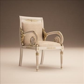 angelo cappellini _ platrona stolica 3d model max 108145