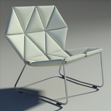 antibodi chair 3d model max fbx obj 91667